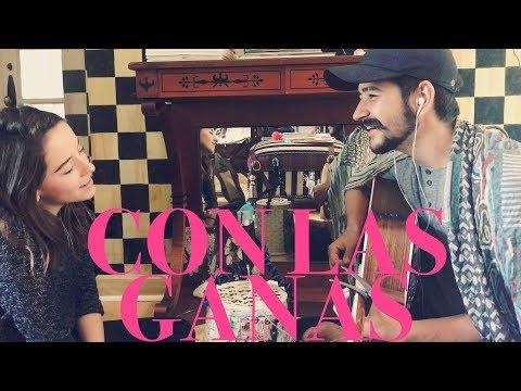 Camilo y Evaluna - Con Las Ganas (COVER)