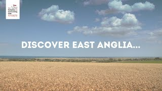 Discover East Anglia with The Camping and Caravanning Club