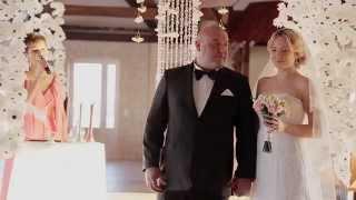 Свадьба в пленительном свете Marsala