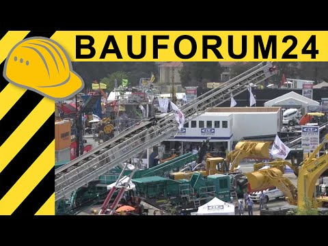 ELB Heavy Equipment For Construction, Earthmoving And Mining At Bauma Africa