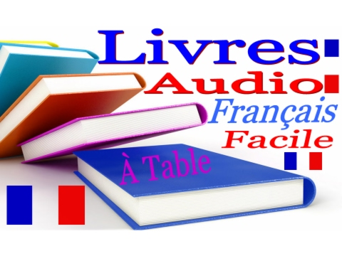 Livre Francais Facile A Table