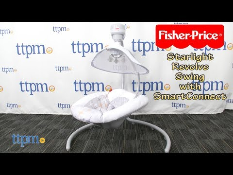Starlight Revolve Swing With Smart Connect From Fisher-Price