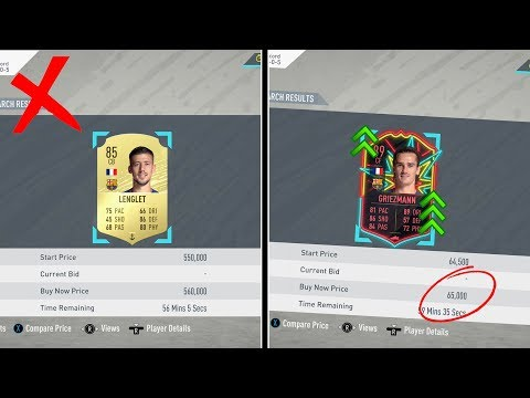 How To Make *EASY* Coins On FIFA 20 | The *BEST* Sniping Filters! Make 100K+ Every Day!