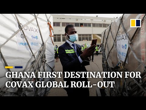 First Covax delivery completed as Ghana receives 600,000 doses of vaccine under WHO-led scheme