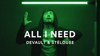 Devault & StéLouse -  All I Need | Derek Troy Choreography | Dance Video