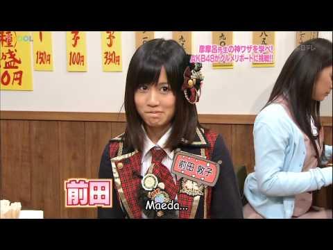 Maeda Atsuko Funny Laugh