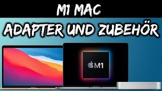 Apple M1 Mac Thunderbolt Adapter & Zubehör für MacBook Pro M1, MacBook Air M1, Mac Mini M1deutsch