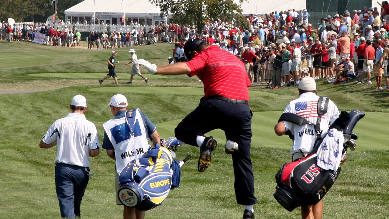 Ryder Cup 2008 Valhalla Youtube