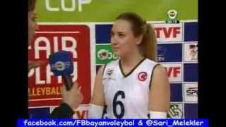 Fenerbahçe:3 - Orbita:0 Maç Sonu Gökçen ve Derya Röportajı