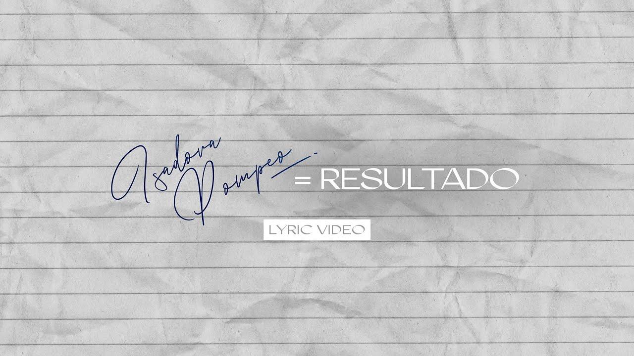 Isadora Pompeo - Resultado (Lyric Video)