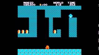 Super Mario Bros - World 1 Deathless - User video