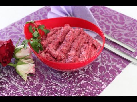Диетический салат из свеклы (рецепты)