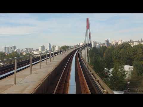 Expo Line Skybridge Portion (Scott Road - Columbia)