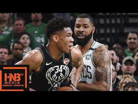 Milwaukee Bucks vs Boston Celtics Full Game Highlights / Game 5 / 2018 NBA Playoffs