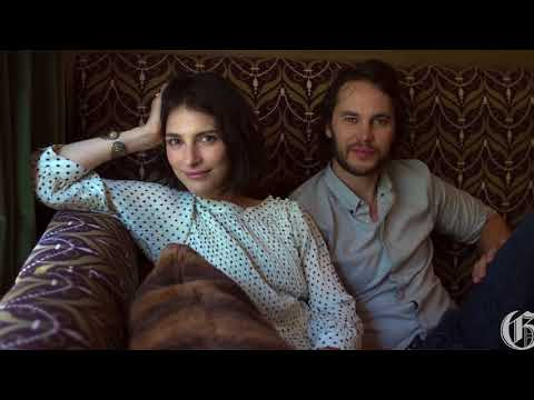 Taylor Kitsch and Liane Balaban on The Grand Seduction