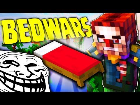 MINECRAFT: TROLLARE NELLE BEDWARS !! w/ KLAUS