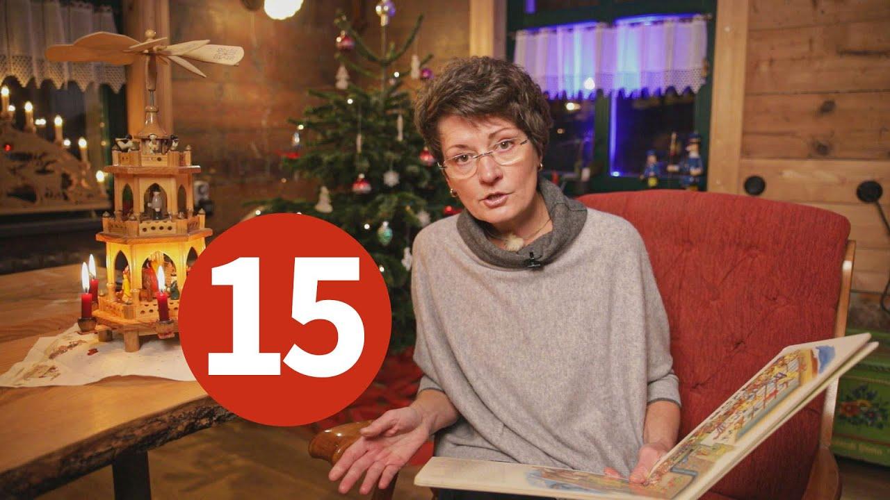 Türchen 15 - Kerstin und der Weihnachtsmann