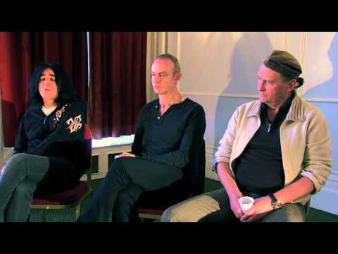 Killing Joke Interview Part 1