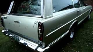 1967 Ford Country Sedan Wagon Pt.1