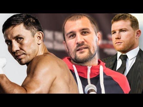 Удар и навыки Головкина и Ковалева, Канело о подготовке, План Ковалева и контракт с Golden Boy!