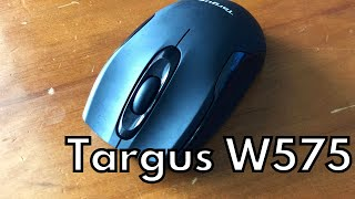 Best Budget Wireless Mouse Targus W575 wireless optical mouse REVIEW