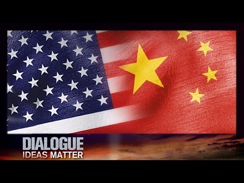 Dialogue— Niall Ferguson On China-US Ties 07/07/2016 | CCTV