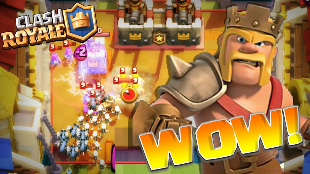 My Clan Is Better Then Your Clan! WINNING 2v2 Battles! Clash Royale!