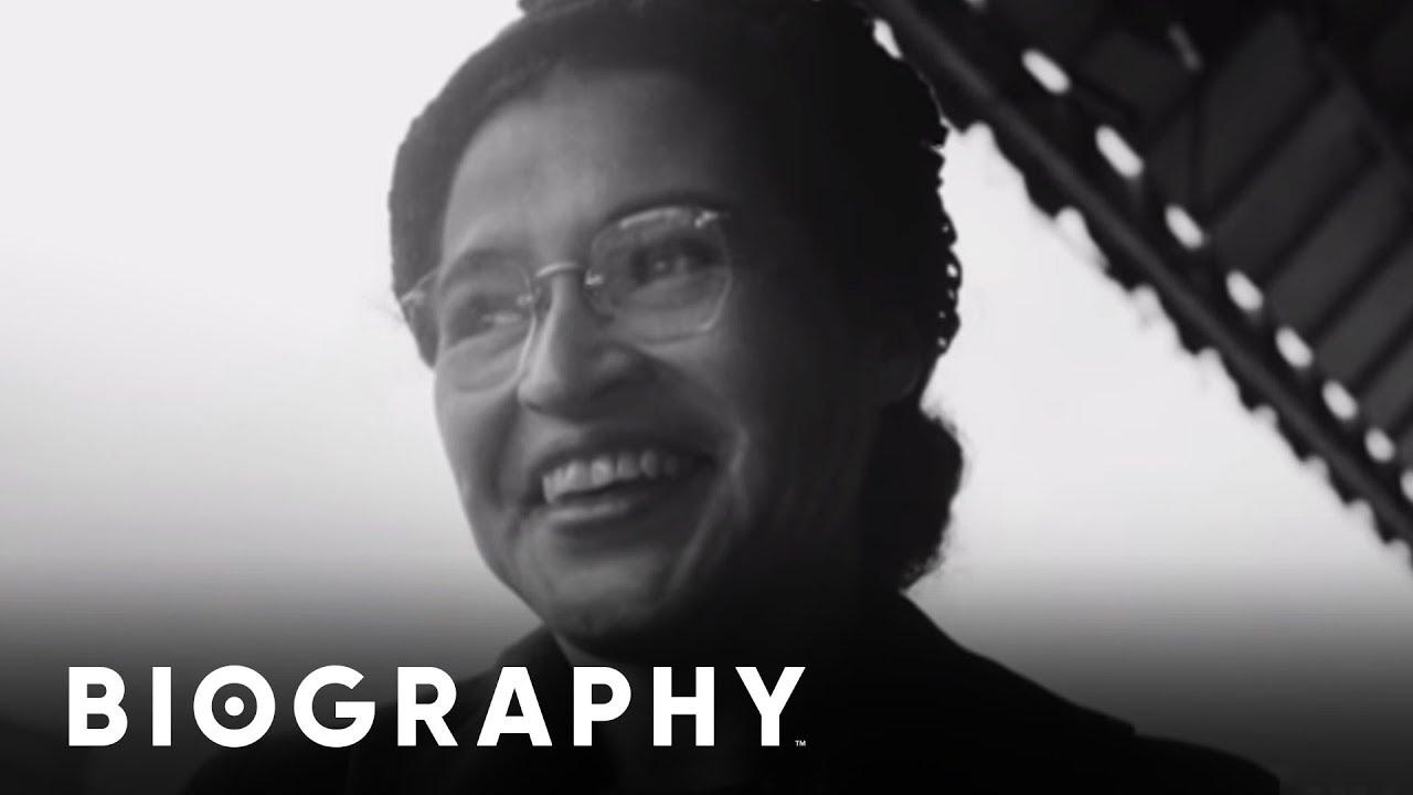 Rosa Parks Civil Rights Activist Mini Bio Bio