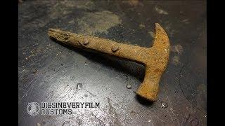 Antique Hammer Restoration