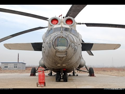 Top 10 Ultra Heavy Lift Helicopters
