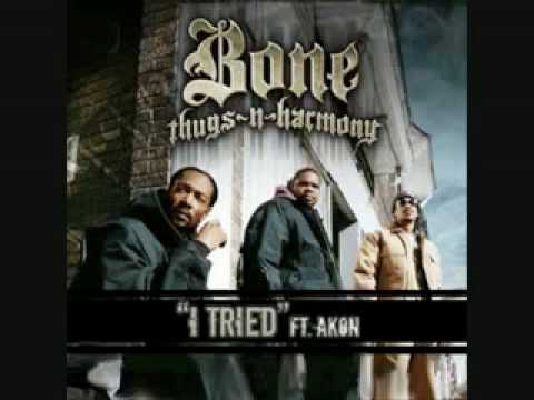 Bone Thugs Feat. Akon- I 2 Tried Instrumental