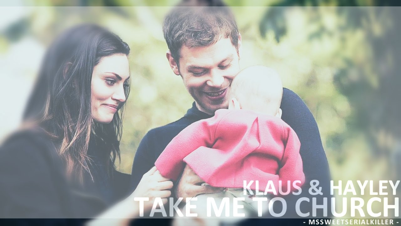 "Klaus & Hayley | Take Me To Church - ""...if the heavens ever did speak,"