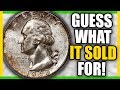 SUPER RARE QUARTERS WORTH MONEY - 1963 QUARTER COINS THAT ARE VALUABLE