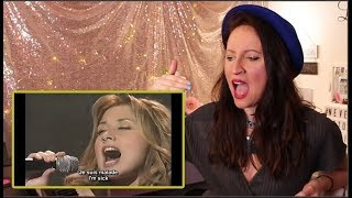 Vocal Coach REACTS to LARA FABIAN - JE SUIS MALADE