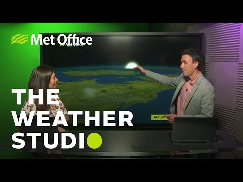 Autumn is coming! - The Weather Studio