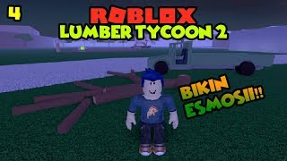 LAST TIME TO BE A CARPENTER!! 😡: Roblox Lumber Tycoon 2 Indonesia | Ending