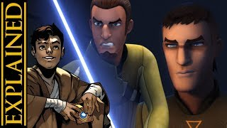 The Complete Story of Kanan Jarrus
