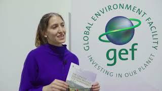 Interview with Milena Gonzalez, Climate Change Specialist - GEF