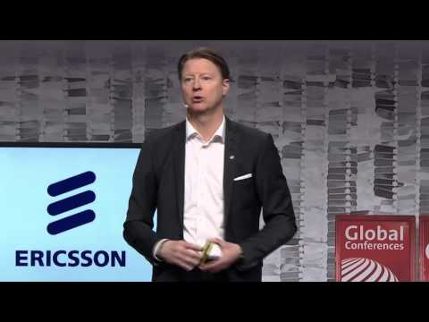 Talk - Hans Vestberg, Ericsson