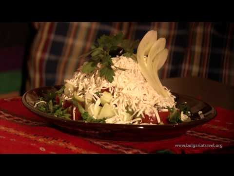 Bulgarian Cuisine and Drinks