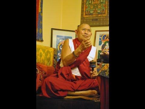 H.E. Garchen Rinpoche - Heart Sutra commentary - Day 2