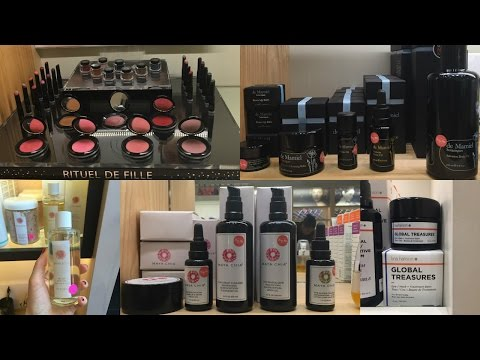 Eco Luxury Skincare and Makeup Brands/Products On My Radar (Credo + Cap Beauty Inspiration)