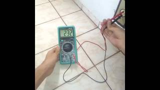 rEVIEW DO MULTIMETRO ELECALL EM15A 1999 Counts Digital Meter with Data Hold