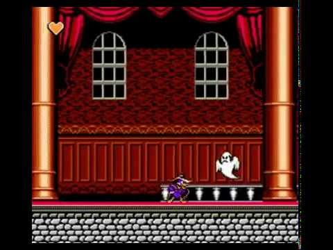 Darkwing Duck 2 (NES Game Homebrew) - Level 4 Demo