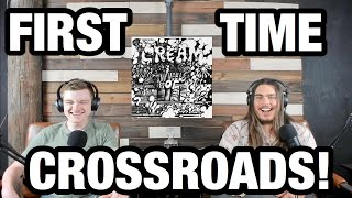 Crossroads (Live) - Cream | College Students' FIRST TIME REACTION!