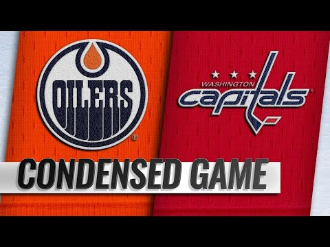 11/05/18 Condensed Game: Oilers @ Capitals
