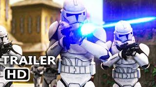 STAR WARS: THE BAD BATCH Trailer finale (NUOVO, 2021) Disney +