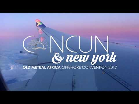 Old Mutual Namibia Offshore Convention 2017 Cancun & New York - ZaraZoo Cine