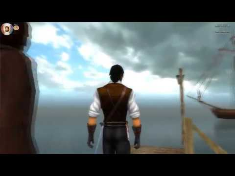 Age Of Pirates: Caribbean Tales - Historical Immersion Mod V5.0 Teaser Trailer