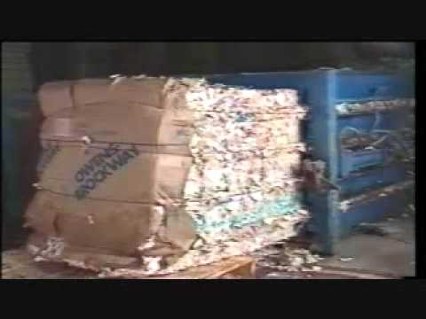 Donco Recycling Solutions -  Milk Carton Recycling - School Children